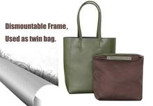 Fresh Green Bags Japan PU Bag For Women