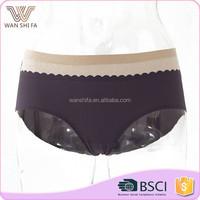 Nylon girl underwear sexy latest lady panty models designs women