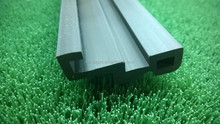 Customized rubber edge protector