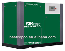 160KW variable speed driven oilless air compressor BEST-160F(A)