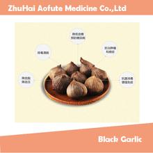 Fermented black garlic Organic black garlic