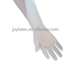 Powder free disposable latex sterile surgical hand gloves price manufacturer