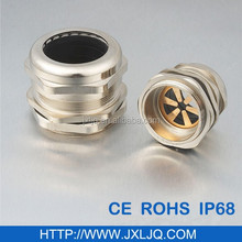 EMC standard type Industrial Cable Glands for Wire Sealing Protection