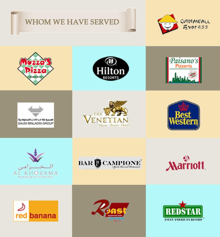 Italian Restaurant High Standard Warranty Provided Commercial Kitchen(Kitchen Project Design)