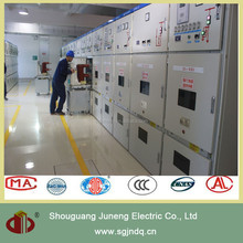 IEC 12kV 3150A KYN28 indoor removable metal clad HV switch cabinet