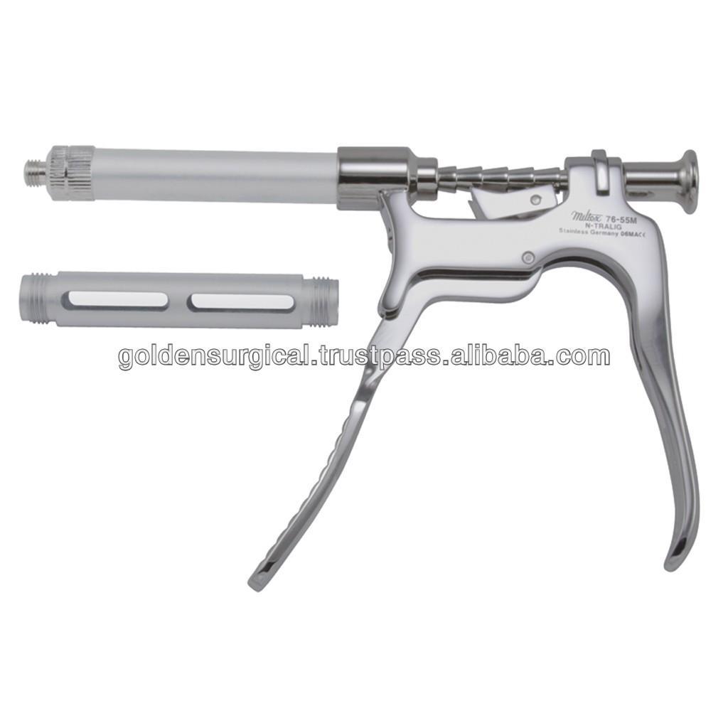 Fat Syringe Injection Gun 0.5ml C Type Veterinary ...