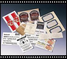80g semi gloss self adhesive paper for medicine label