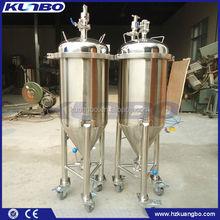 50L home brewery mini beer fermentation keg for pub, fermentation tank