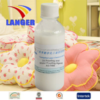 high Concentration Oil Proofing and Water Proofing Agent AG-7400-B For textile