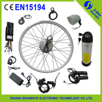 New style electric rear bicycle hub motor engine kit