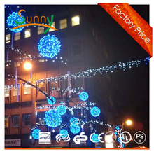 Happiness Decorated Arts And Crafts Ornament Led Christmas Ball light