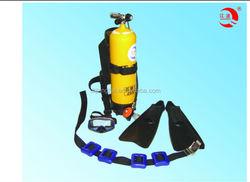 Air Open Loop Signal Tuber Diving Device