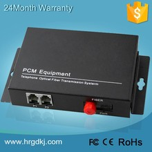 Made in China fxs/fxo to fiber optical converter 1 channel telephone multiplexer pcm 30 channel multiplexer
