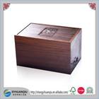 urna de madeira tipo de madeira e material de madeira pet urn da cremação