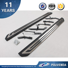 OEM style running board side step bar for vw tiguan SUV pick up off road 4x4 accessories