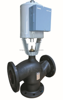 Screw Thread Connection Electric Butterfly Valve