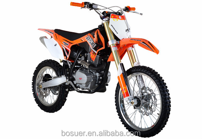 J2 Leopard 250cc dirt bike motorcycle