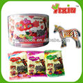 palo de cc caramelo con 3d tarjeta