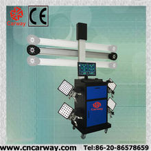 3D Bluetooth Carway wheel alignment machine for sale