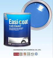 Yatu car paint - binder E5 1K