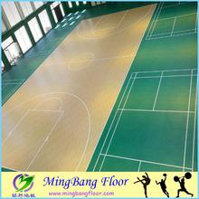 Low price customized vinyl 20m*1.8m basketball flooring roll