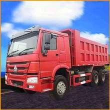 sinotruk howo 6x4 Left hand drive 336hp vehicles dump truck for sale