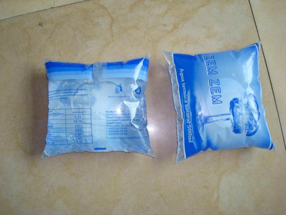 Один год глобальной гарантия автоматическая йогурт упаковочное оборудование