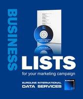 BUSINESS LISTS - ADDRESS DATA LISTS