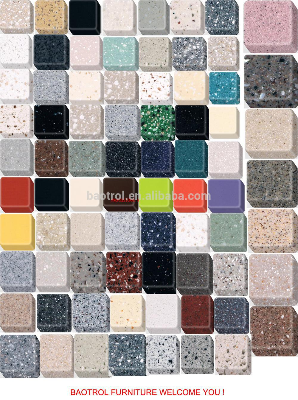 100% acrylic Artificial stone, Artificial marble for home stone decoration