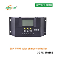 30A 48V pv power lithium battery solar panel charge regulator