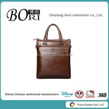 italian men leather briefcase shoulder bag messenger bag