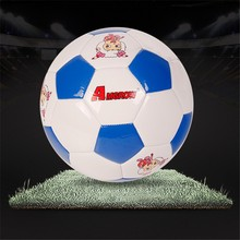 logo could be printed hot sale football,pu soccer standard size ball