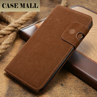Retro Flannelette Leather Wallet Case For iPhone 6 Plus ,Hot Selling Leather For iPhone6 plus Wallet Case ,For iPhone6 Plus case