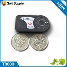 Very hot modelT8000 1080P Full HD Mini Camera night vision Q5 photo camera mini dv player recorder hd camera manual mini dv
