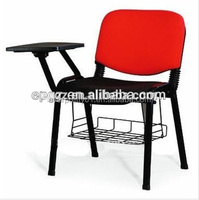 High Quality School Furniture Plastic Seat School Chair with Tablet Cheap PP Chair