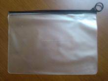 pvc Zipper doucment pouch,pvc file folder
