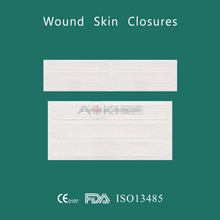 0.6*10cm fda medical supplies wound skin management skin closure strip