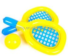 custom inflatable paddle ball