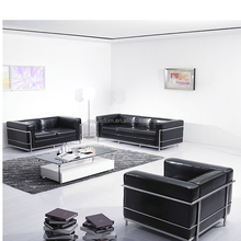 living room furniture imported leather sofa S01143