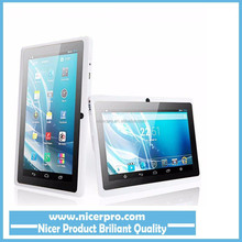 2015 New arrival cheap china 7inch A33 Quad core Android 4.4 WIFI Bluetooth tablet pc