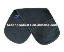 30x50cm Soft Microfiber Grey Pet Towel
