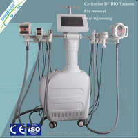 Lipo laser rf vacuum roller massage machine/body slimming vacuum roller machine/V10 velashape cavitation vacuum roller machine