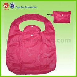 Economic Polyester or Nylon Foldable Shopping Bag