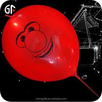 Hot Birthday Party Supplies Flashing Led Balloon Ribbon Decoration