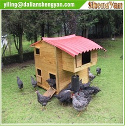 Wood chicken coop , Large animal cage