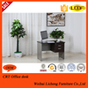 Modern I shape office table particle board