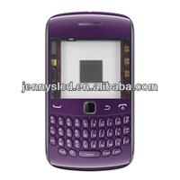 Original cell phone housing for Blackberry 9360 full housing purple