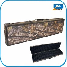 2015 New professional black aluminum gun case