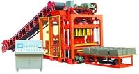 Popular sale cement/concrete brick making machine QTJ4-25 Building Construction Tools and Equipment