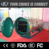 Automatic rotary type autoclave retort machine